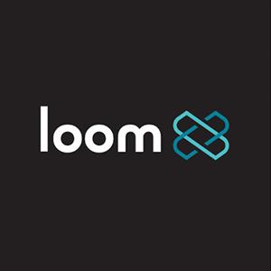 Логотип Loom Network
