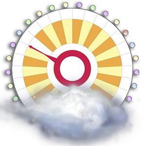 Логотип LuckChain