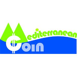 Логотип MediterraneanCoin