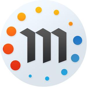 Логотип Метаверс