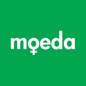 Логотип Moeda