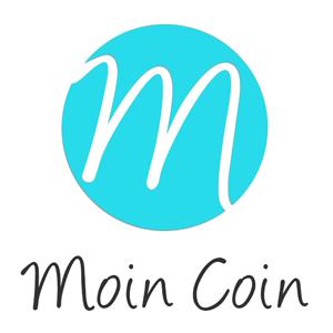 Логотип MoinCoin
