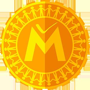 Логотип MonetaryUnit