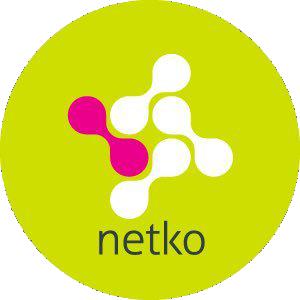 Логотип Netko