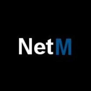 Логотип NetM