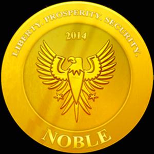 Логотип НоблКоин