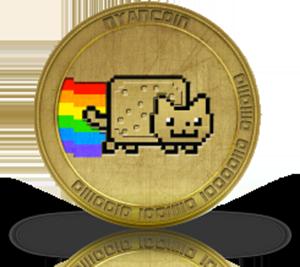 Логотип NyanCoin