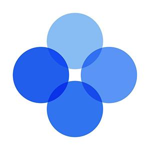 Логотип Okex