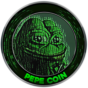 Логотип Pepe