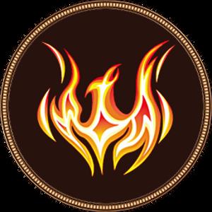 Логотип Феникскоин