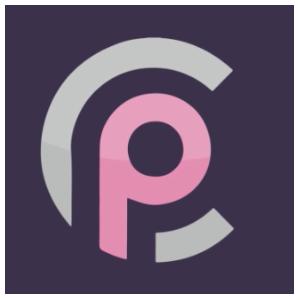 Логотип ПинкКоин