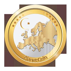 Логотип PlanetCoin