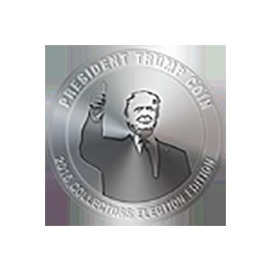 Логотип President Trump