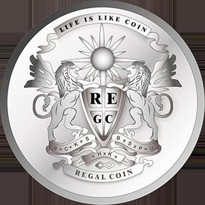 Логотип Regalcoin