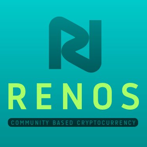 Логотип RenosCoin