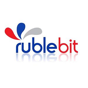 Логотип Rublebit