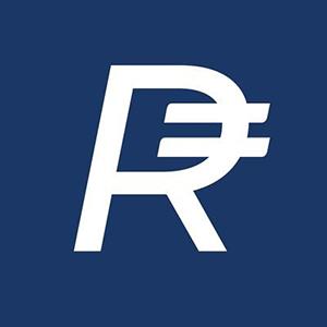 Логотип Рупи