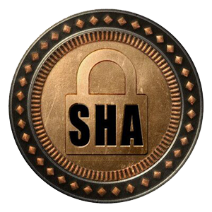 Логотип Shacoin