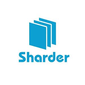 Логотип Sharder