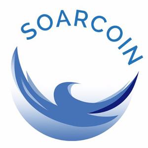 Логотип Soarcoin