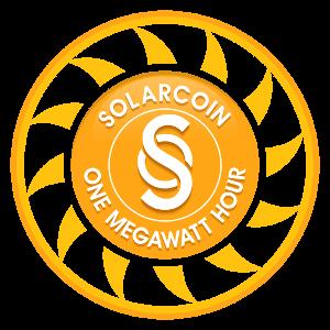Логотип СоларКоин