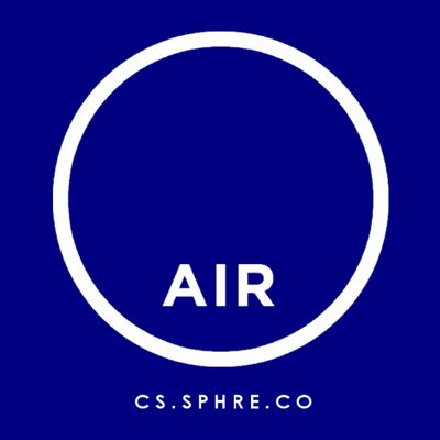 logo Sphre AIR