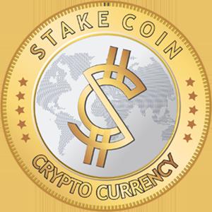 Логотип Stakecoin