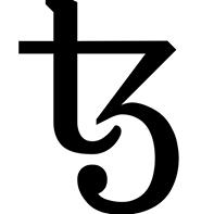 Логотип Тезос