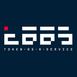Логотип Token as a Service