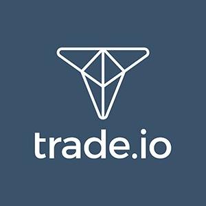 Логотип Trade.io