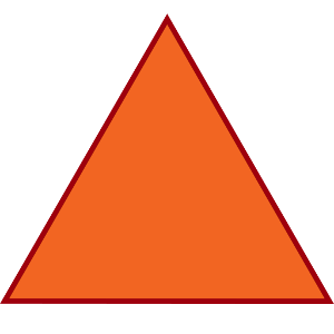 logo Triangles Coin
