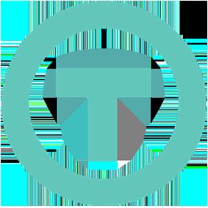 Логотип TrustCoin
