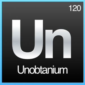 Логотип Унобтейниум