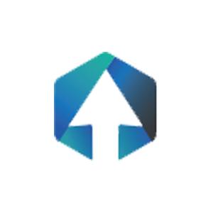 Логотип UpToken