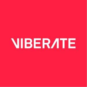 Логотип Viberate