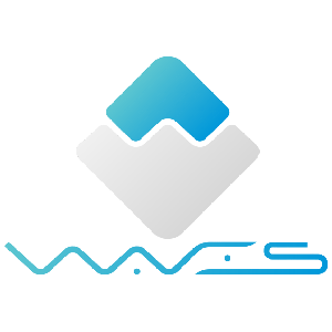 Логотип Waves Community Token