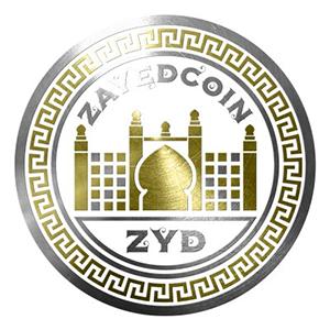Логотип ZayedCoin