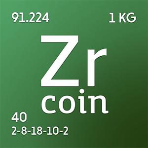 Логотип ЗрКоин